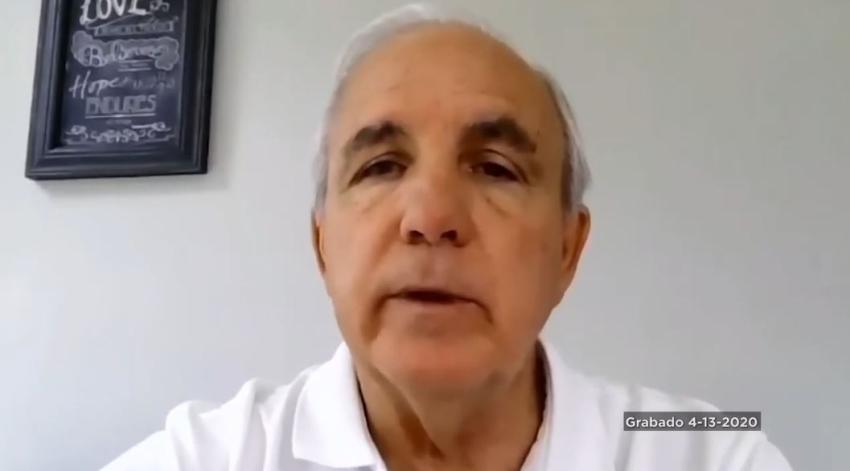 Alcalde de Miami Dade Carlos Giménez anuncia planes para retomar las funciones diarias y regresar a la normalidad