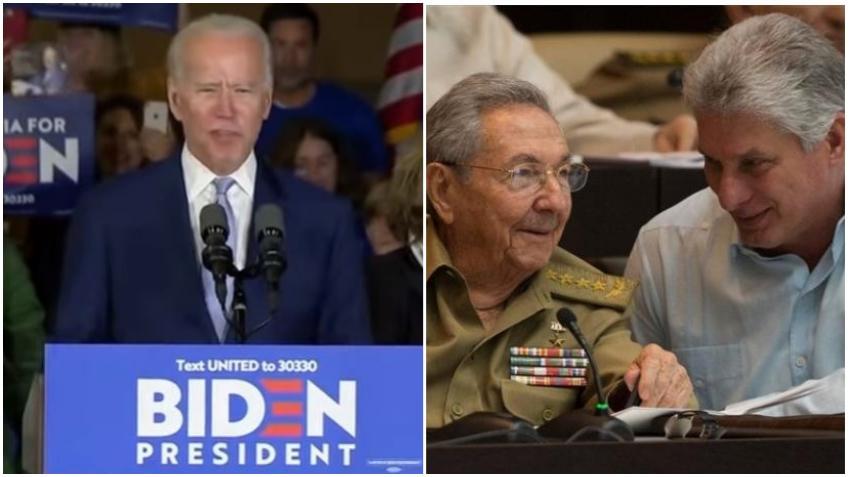 Candidato demócrata Joe Biden asegura que de ganar restablecerá el acercamiento con el gobierno de Cuba de la  administración Obama