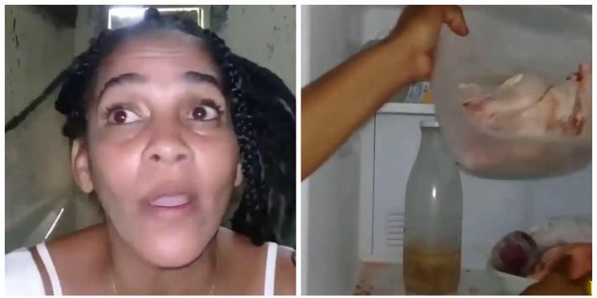 Explota una madre cubana que no tiene que darle de comer a su hija en esta cuarentena