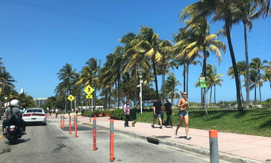 Miami Beach anuncia parques e instalaciones que serán los primeros en reabrir