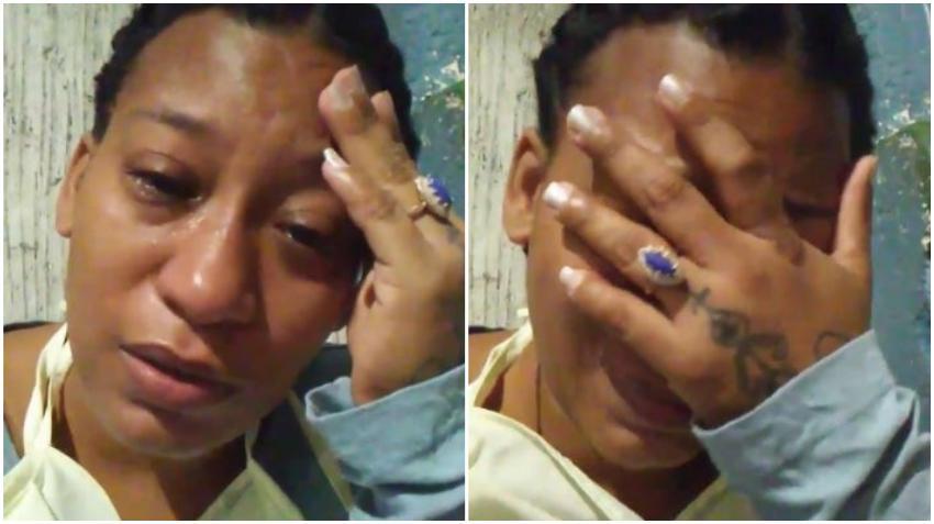 Madre cubana destrozada de dolor denuncia que la muerte de su hijo fue por negligencia médica