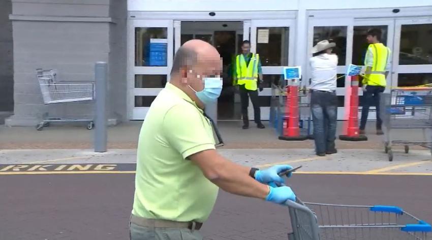Varias ciudades y localidades en el condado de Miami Dade ordenan que sus residentes se cubran con máscaras en público