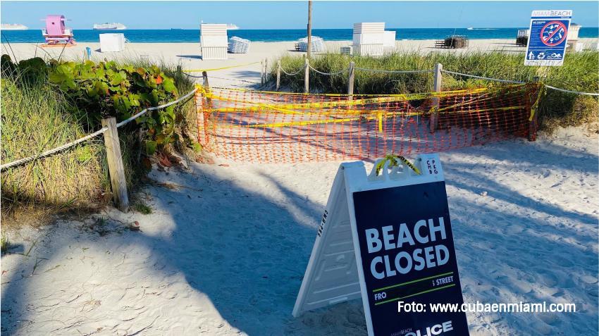 Playas de Miami-Dade abrirán a más tardar el miércoles