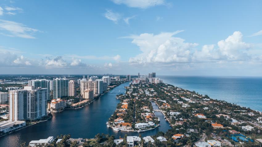 Personas del norte han comenzado a rentar casas unifamiliares en Miami desde el inicio del coronavirus