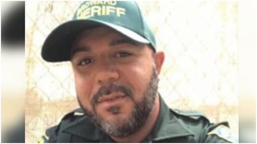 Oficial de 39 años de la policía de Broward fallece después de dar positivo a la prueba de COVID-19