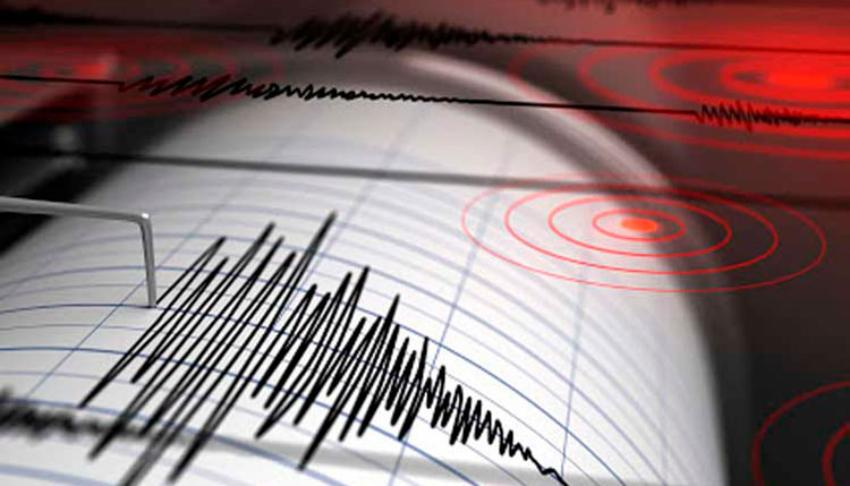 Reportan sismo perceptible de magnitud 4.0 en la provincia de Guantánamo