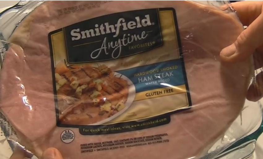 Planta de productos de cerdo Smithfield en Estados Unidos cierra por el coronavirus