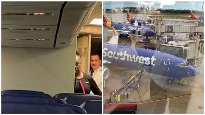 Southwest vuela desde Florida a St. Louis Missouri con un solo pasajero debido a la crisis