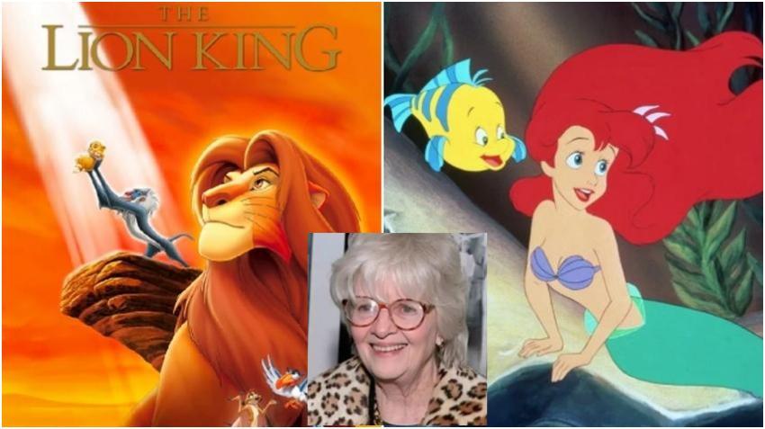 """Muere por complicaciones con el coronavirus la animadora de varias producciones infantiles como """"El Rey León"""" y """"La Sirenita"""""""