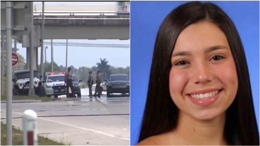Joven adolescente muere baleada en un tiroteo en el suroeste de Miami