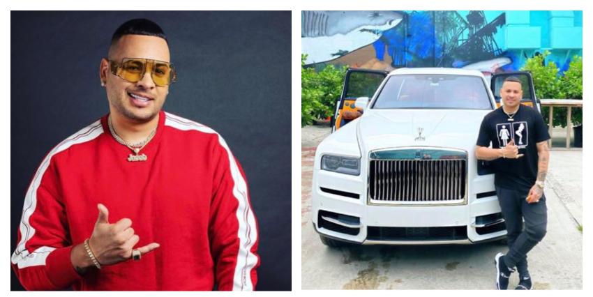 Jacob Forever presume su espectacular Rolls-Royce en las redes