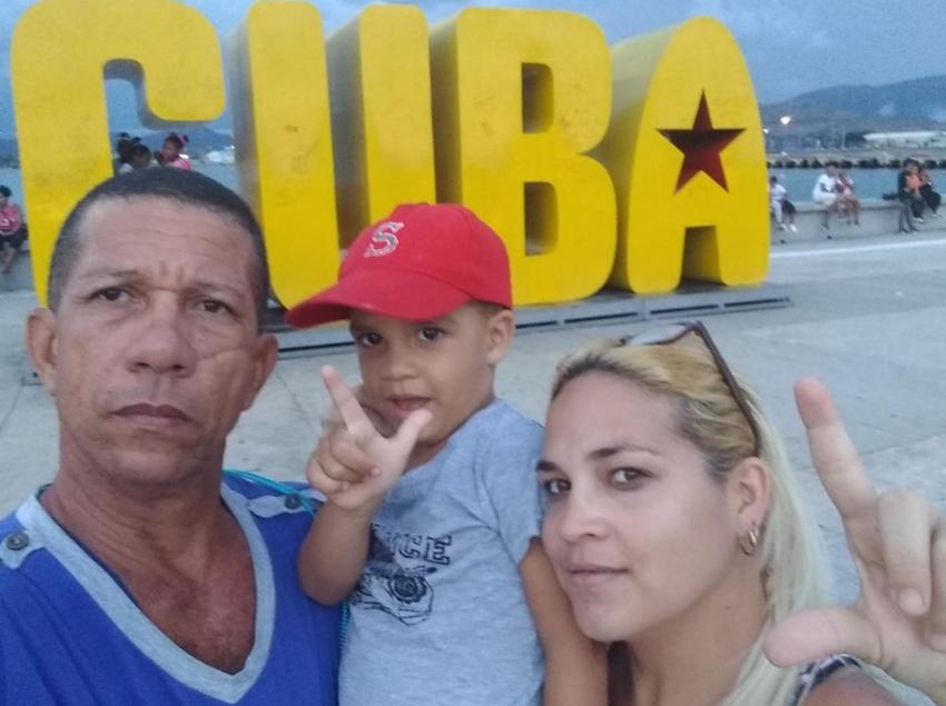Activista de UNPACU Ovidio Martín Castellanos anuncia que buscará el exilio en Estados Unidos