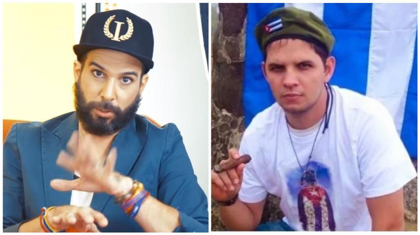 Presentador cubano Alexander Otaola pide al FBI que se investigue a bloguero oficialista Harold Cárdenas que está estudiando en Estados Unidos