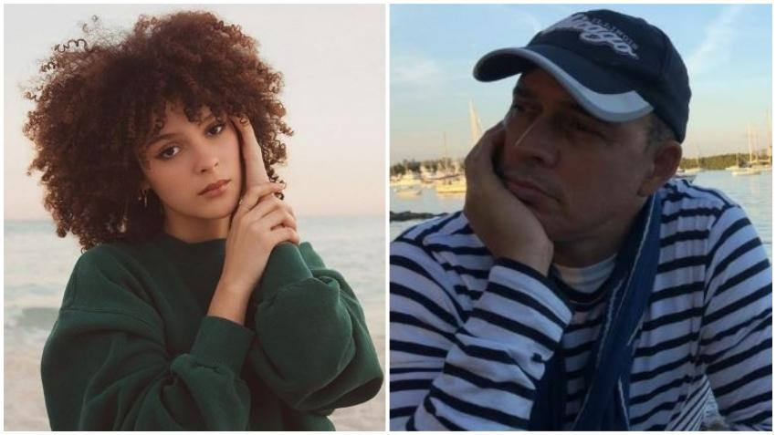 América, hija de Alexis Valdés se emociona al hablar de Cuba y del dolor de los cubanos que no han podido regresar más nunca a la isla