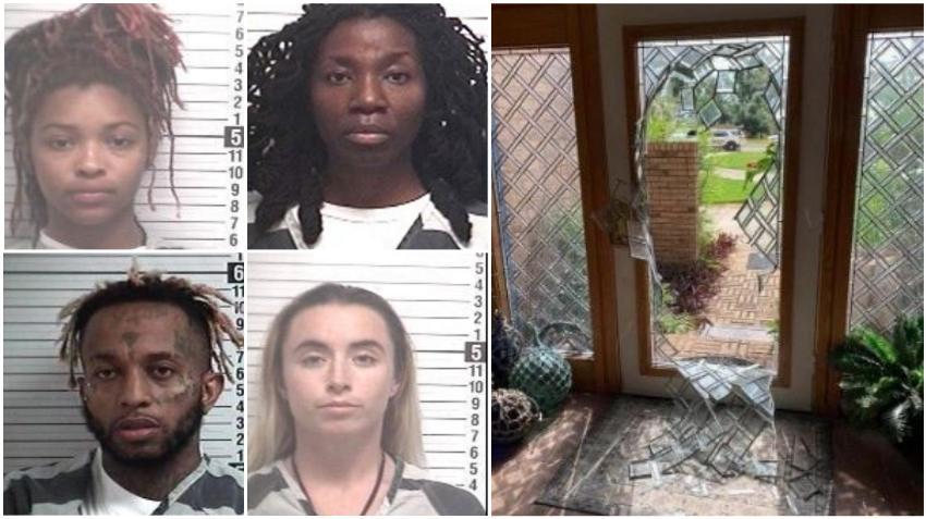 Residente de Florida dispara y mata a un hombre que irrumpió en su casa y estaba atacando a su esposa; otras 4 personas también son arrestadas