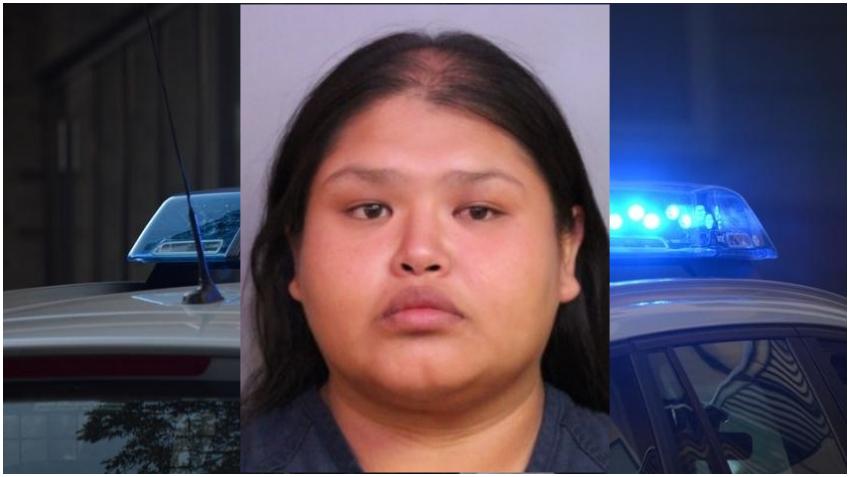 """Mujer de Florida acusada de la muerte de una bebé de 4 meses, dijo que estaba """"abrumada"""""""