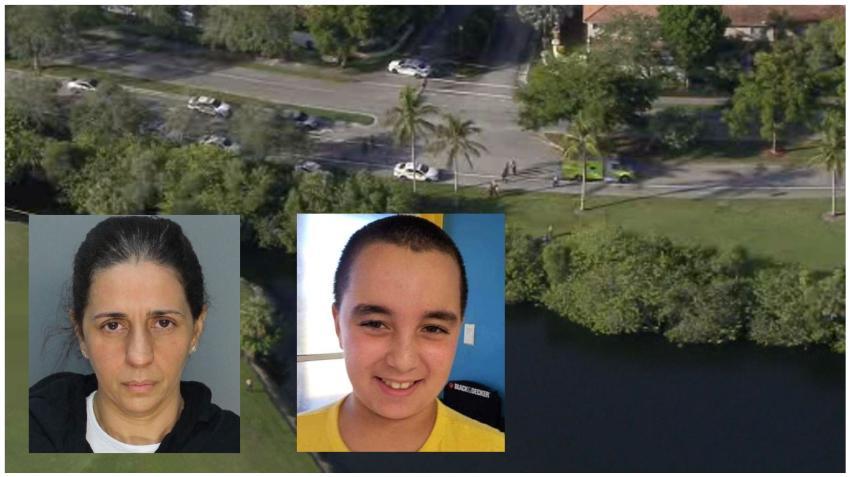 Autoridades de Miami revelan nuevos detalles sobre el arresto y la acusación de asesinato en primer grado contra la madre del niño Alejandro Ripley