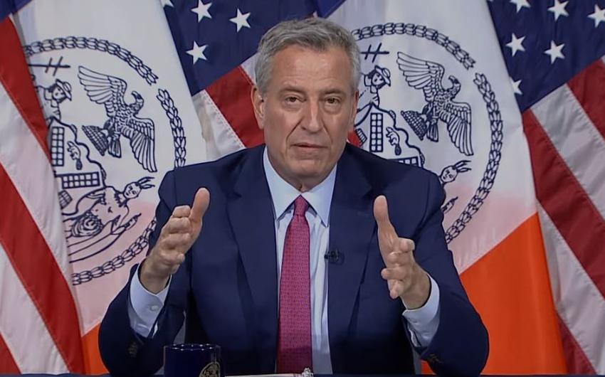 Alcalde de Nueva York insta a otros estados a no reabrir sus economías demasiado rápido