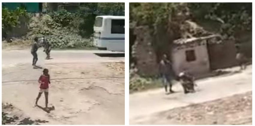 Altercado en una cola en Santiago de Cuba provocó que un hombre le diera un machetazo en el cuello a otro