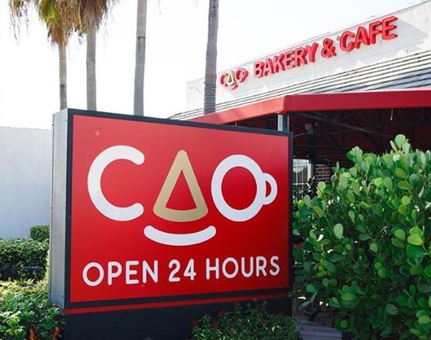 Cao Bakery está ofreciendo empleo en Miami Dade y Broward