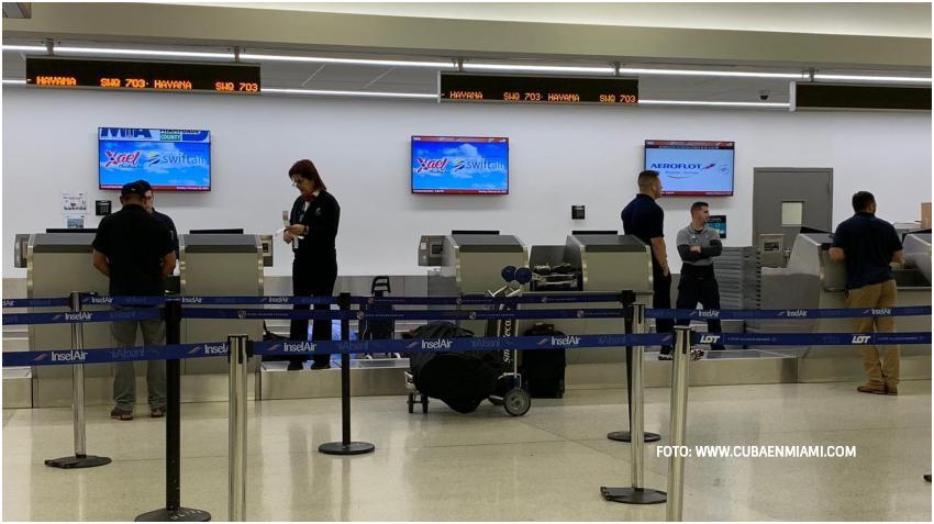 Embajada de Cuba en Washington anuncia vuelos para repatriar cubanos que quedaron varados en Estados Unidos
