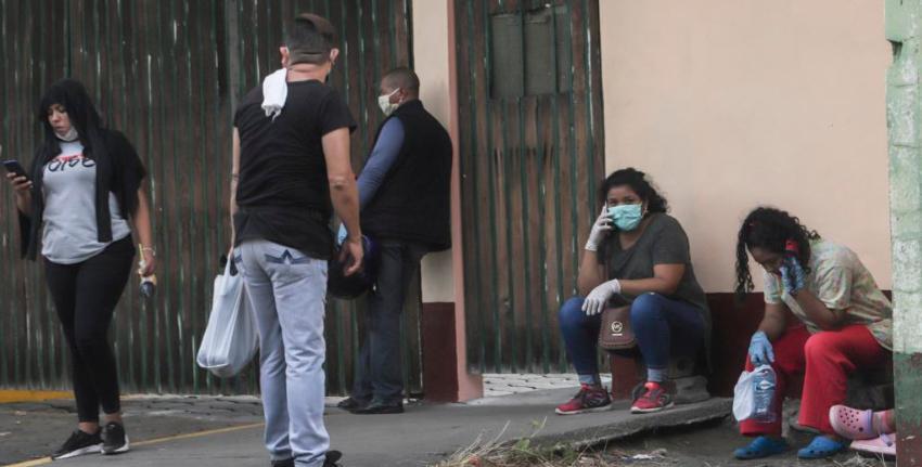 Casi un centenar de cubanos varados en Nicaragua están en la calles sin alimentos ni dinero, en medio de la pandemia