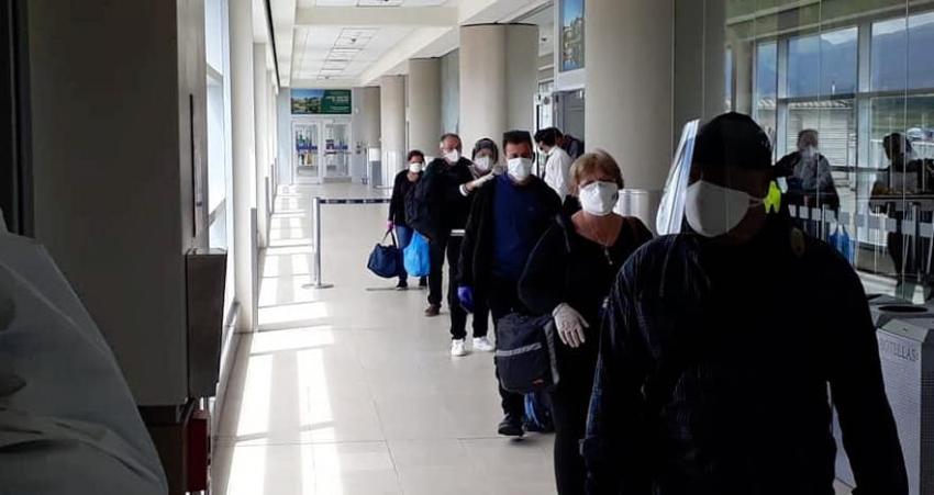 Retornan a la Isla más de 80 cubanos que se habían quedado varados en Ecuador por la pandemia