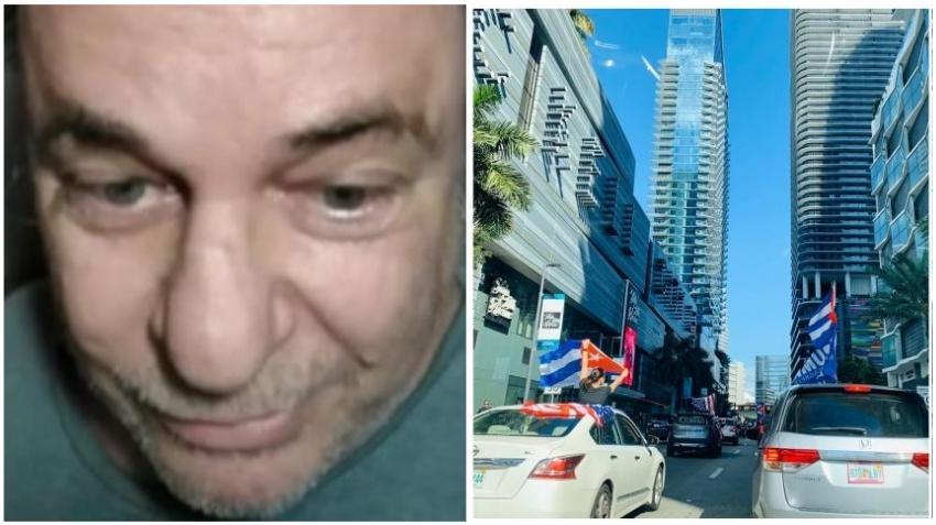 Realizador cubano Eduardo del Llano vuelve a atacar a los cubanos en Miami