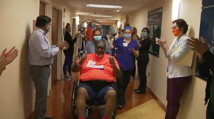 Pastor del sur de la Florida sobrevive el Coronavirus luego de 3 semanas en coma