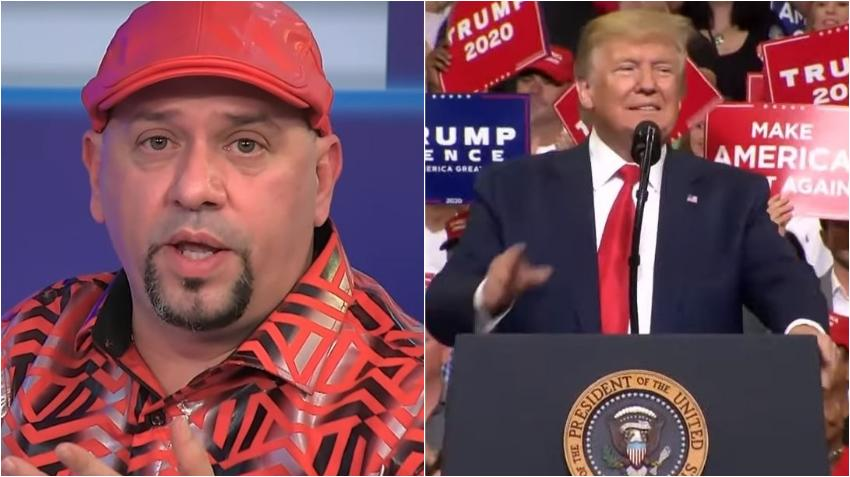 Cubano Erich Concepción escribe carta a abierta a Trump para reclamarle por las sanciones a Cuba y pedir la entrada de cubanos en la frontera
