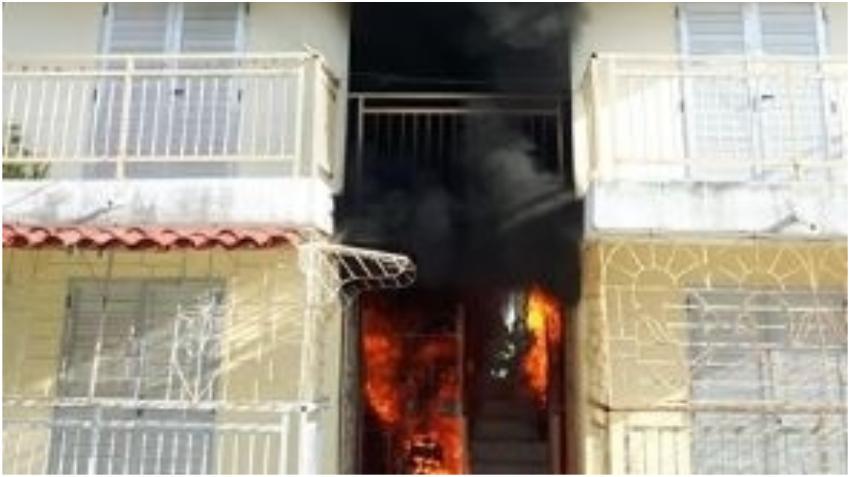 Explota una motorina en el interior de un edificio en Holguín