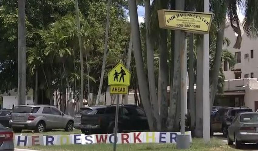 Hogar de ancianos en Miami Springs reporta más de 100 casos de Covid-19