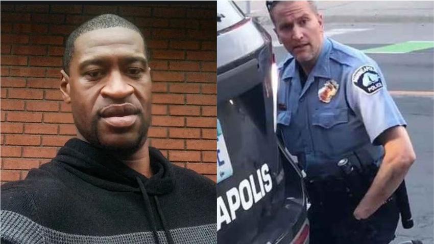 Elevan a homicidio en segundo grado los cargos contra policía que se arrodillo sobre George Floyd y arrestan a los otros 3 policías