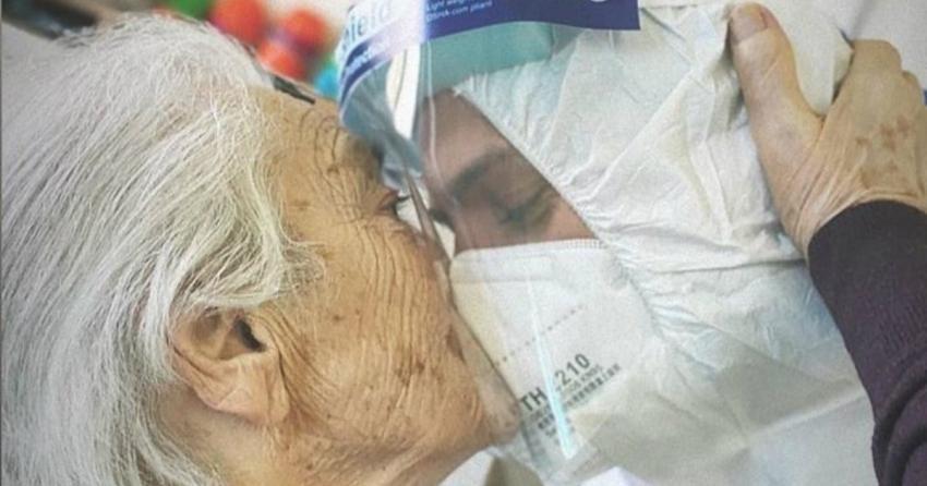 Prensa oficialista en Cuba utiliza una foto de un médico italiano para hacer propaganda haciéndola pasar por un doctor cubano