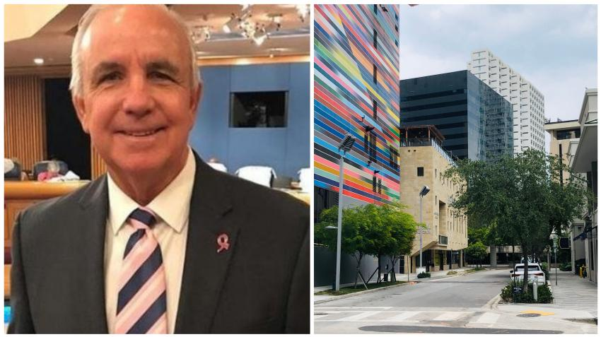 Alcalde de Miami-Dade, Carlos Giménez asegura que no va a cerrar la economía nuevamente
