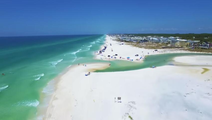 Playa de Florida nombrada la mejor de Estados Unidos en el 2020