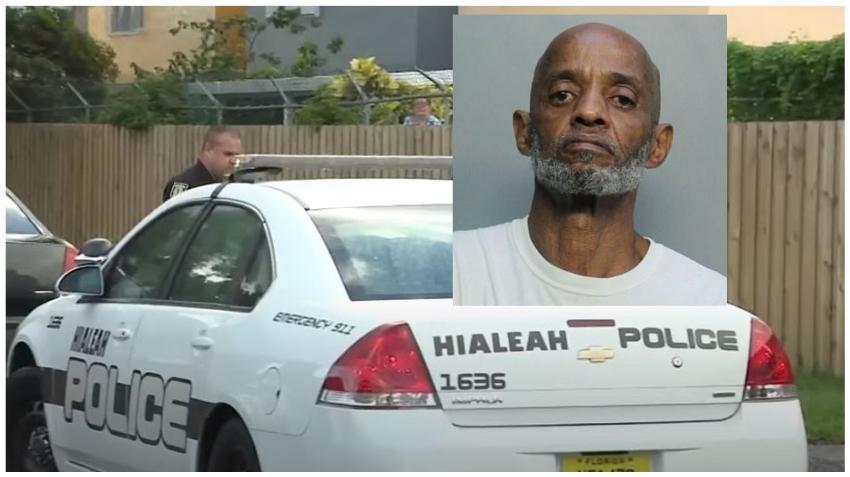 Arrestan hombre en Hialeah acusado de un asesinato y violación hace 35 años en California