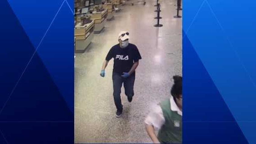 Hombre en un Publix de Florida saca una pistola tras una discusión con otro cliente
