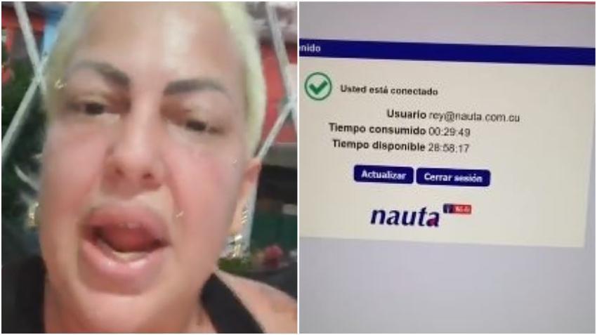 Cantante cubana La Diosa arremete contra ETECSA y los acusa de robar datos móviles