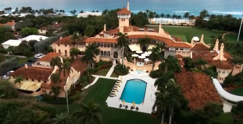 Club Mar-a-Lago del presidente Donald Trump en West Palm Beach reabrirá parcialmente este fin de semana