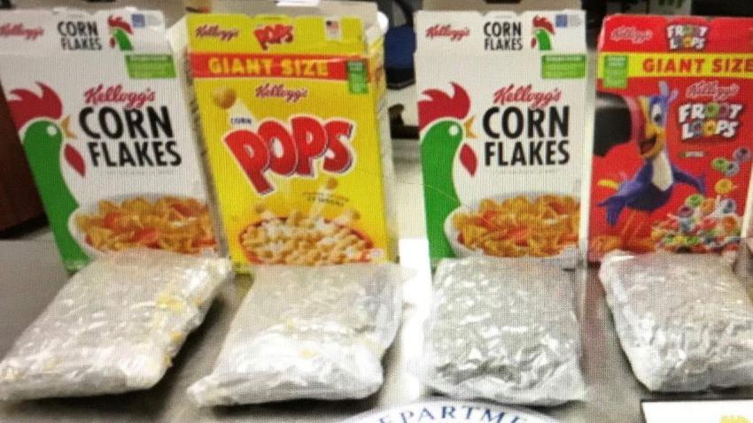 Incautan en el aeropuerto de Miami cajas de cereales llenas de marihuana que iban con destino a Guyana
