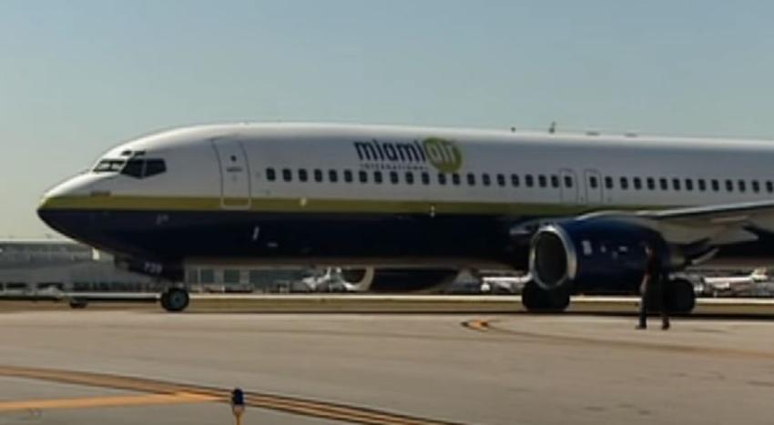 Operador de vuelos chárter Miami Air International anuncia que entra en liquidación