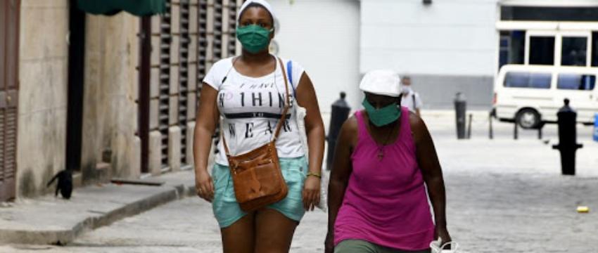 Siete manzanas del barrio Los Sitios, en Centro Habana, cerradas por casos de Covid-19
