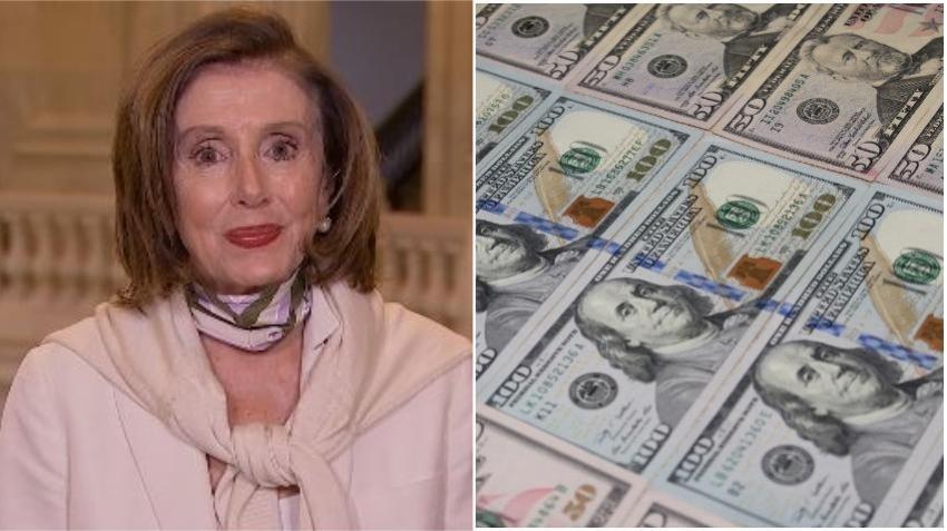 Líderes demócratas proponen otro paquete de estímulo de $1200 por persona, y $1200 por dependiente