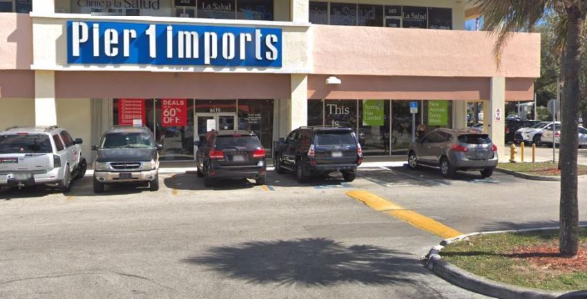 Pier 1 Imports anuncia cierre definitivo de todas sus tiendas
