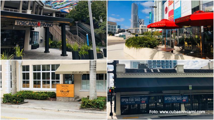 Condado Miami-Dade aprueba un programa de ayuda de $ 35 millones para la industria de restaurantes