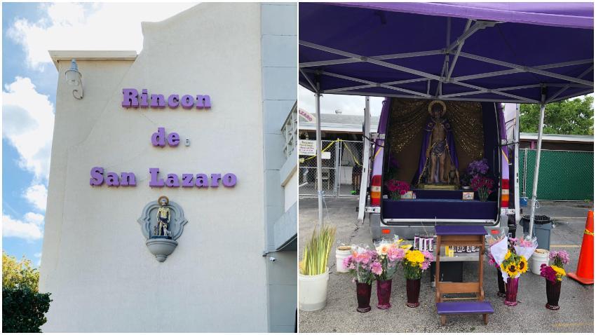 Rincón de San Lázaro en Hialeah estará entregando bolsas de alimentos gratis para 100 familias necesitadas este viernes