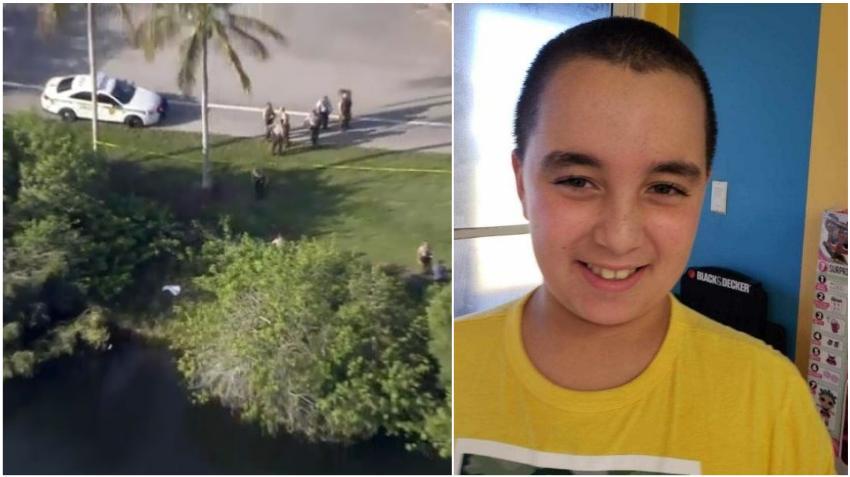 Autoridades revelan más detalles de niño de Miami encontrado muerto luego de su secuestro
