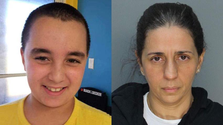 Acusan de asesinato a la madre de niño presuntamente secuestrado en Miami