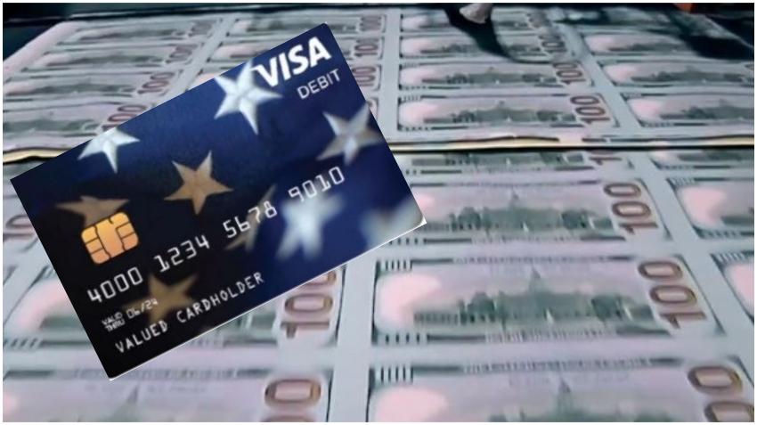 Millones de personas recibirán esta semana la tarjeta prepagada con la ayuda de $1200 del IRS